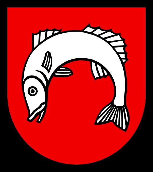 Wappen Fischbach-Göslikon