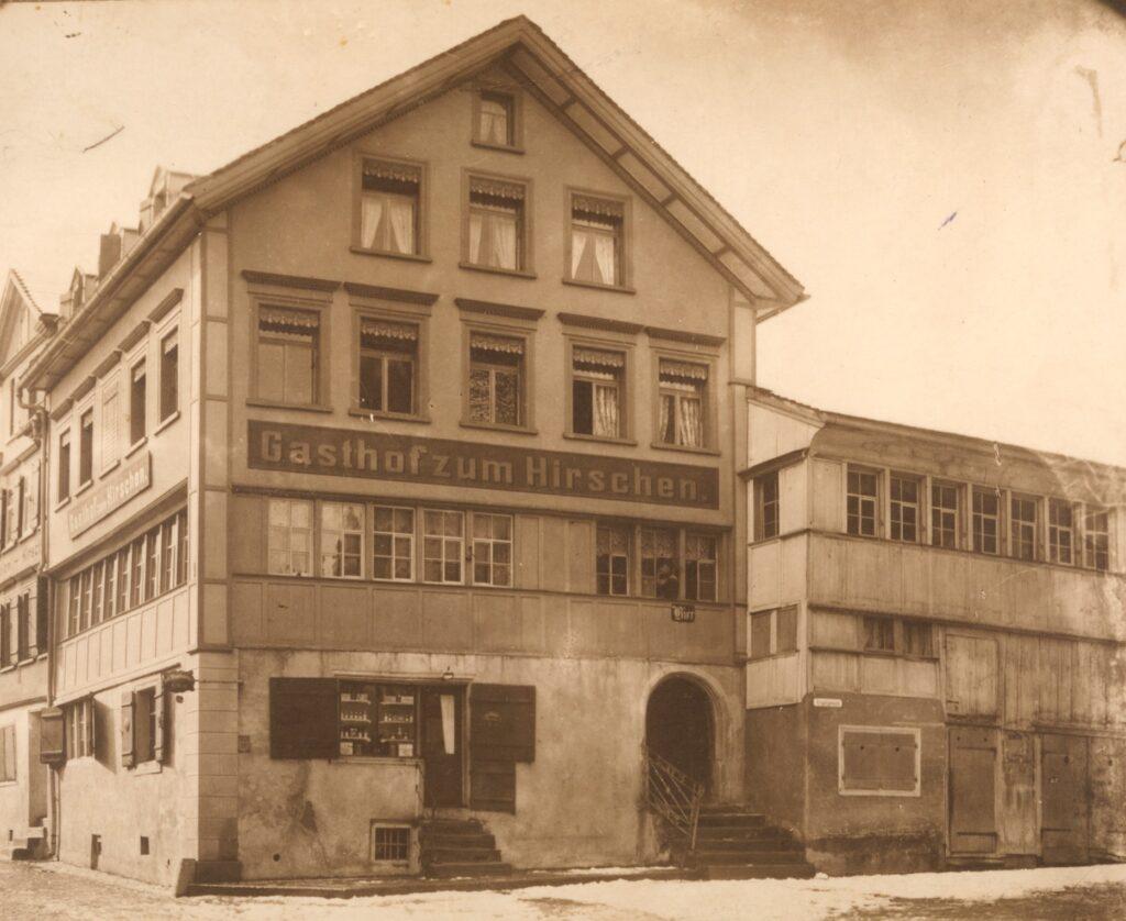 Foto Gasthaus zum Hirschen Appenzell