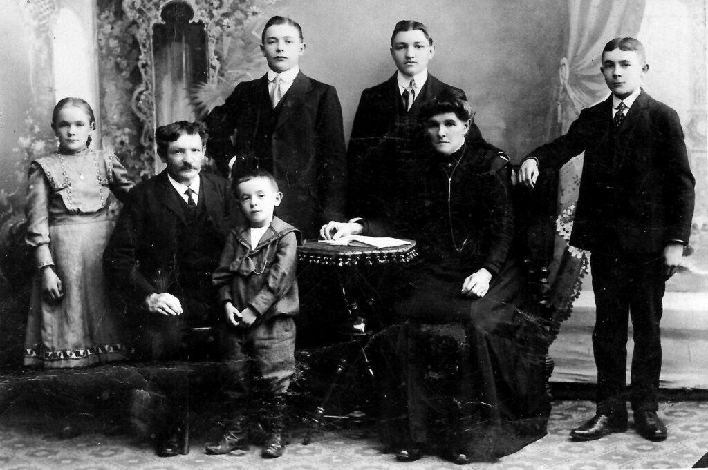 Familie Mattmüller-Hüsser
