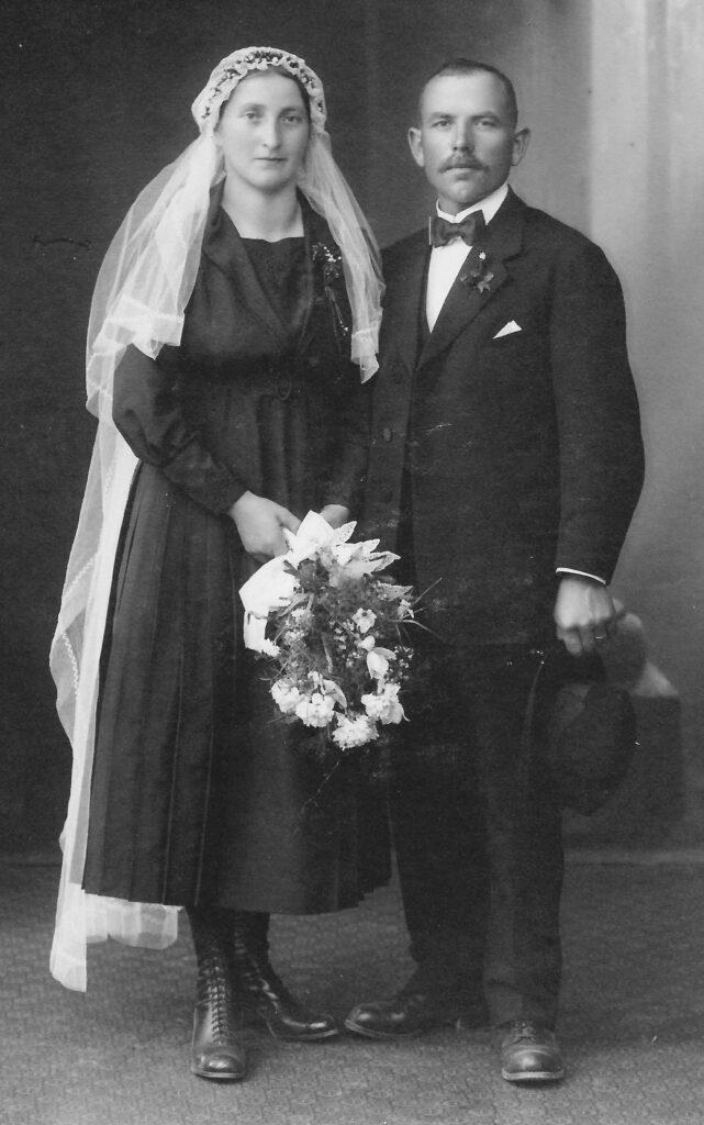 Hochzeitsfoto Weber-Roth